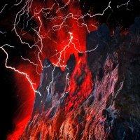 извержение Карадага :: viton