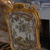 Китайский дворец. Стеклярусный кабинет. Каминный экран :: Елена Павлова (Смолова)