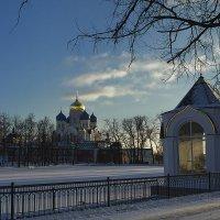 в монастыре :: Владимир Иванов
