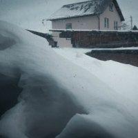Крышу замело :: Света Кондрашова
