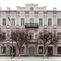 Смоленск. Жилой дом с магазином по улице Ленина (Блонная), 11 :: Алексей Шаповалов Стерх