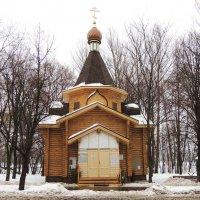 Церковь Иоанна Богослова в Тушине :: Александр Качалин