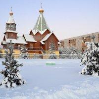 Зимний город :: Ольга