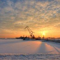 Свет старого маяка :: Сергей Григорьев
