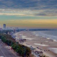рассвет над пляжем :: Ingwar