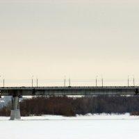 Мост через р. Иртыш :: раиса Орловская