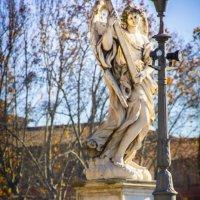 Рим. Италия. Мост ангелов. :: Юлия