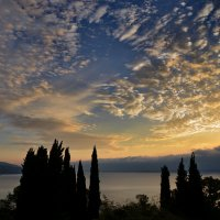 Восход над морем :: Ольга Голубева