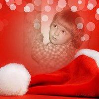 Ожидание Деда Мороза. :: Валентина ツ ღ✿ღ
