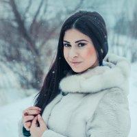 Зимний портрет :: Никита Живаев