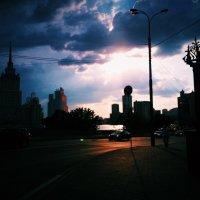 Вечерняя Москва :: Daniel Blake