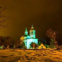 Богоявленский собор г.Ишим тюменской области :: Андрей Нагайцев