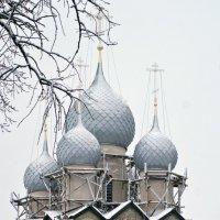 Зима в Ростовском кремле :: Люба Мельник