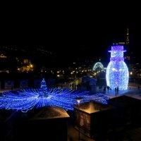 Новогодний Тбилиси :: Наталья (D.Nat@lia) Джикидзе (Берёзина)