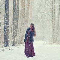 Зимний сон :: Женя Рыжов