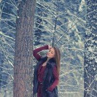 Зима в каждом вдохе :: Женя Рыжов
