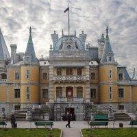 Массандровский дворец Александра 3. :: Юрий Шувалов