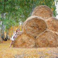 В ожидании  осеннего  чуда :: Екатерина Тырышкина