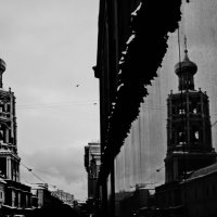 Высоко-Петровский монастырь (Москва) :: Евгений Жиляев