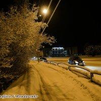 Ночной город :: Виктор Бондаренко