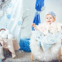 Маленькая снежинка :: Мария Дергунова