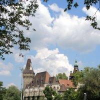 Сказочный замок :: Мария Кондрашова