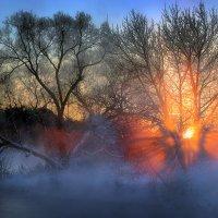 Закатное возгорание...8 :: Андрей Войцехов