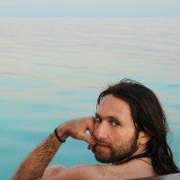 море не Черное - Лазурное! :: Анна Перова