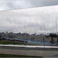 Зеркальная стена :: Татьяна Осипова(Deni2048)