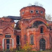 Единоверческая церковь Успения Божьей Матери :: Elena Izotova