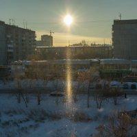 Рождественский Луч :: Sergey Nosachev