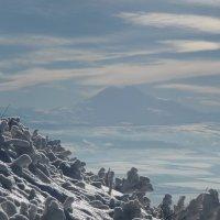 Эльбрус зимой :: Михаил Мордовин