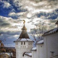 Свято-Иоанно-Богословский монастырь в Пощупово :: Марина Назарова