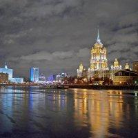 Москва :: Елена Чижова