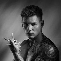 Скажи курению -  НЕТ! :: Михаил Давыдов