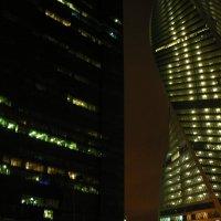 Москва-Сити. Башня Эволюция. :: Екатерина Артамонова