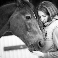 """У каждого человека есть """"его"""" лошадь :: Анна Раневская"""