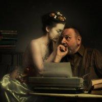 The muse... :: Павел Черепко