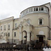 Церковь Михаила Архангела при Солодовниковской богадельне на Щипке. :: Александр Качалин