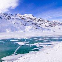 Озеро в горах :: Дмитрий Ананьев