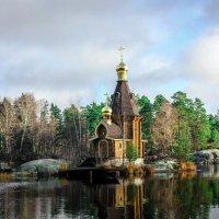 церковь Андрея Первозванного на Вуоксе :: Екатерина