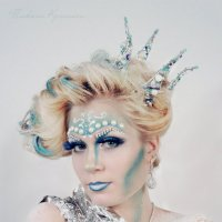 Снежная Королева :: Кристина Плавская