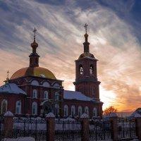 Церковь :: Александр Журавлёв
