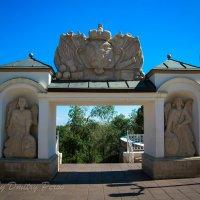Елизаветинские ворота. Оренбург. :: Дмитрий Перов