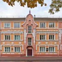 Смоленск. Бывший жилой дом в стиле модерн. Административное здание :: Алексей Шаповалов Стерх