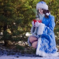 Время волшебства :: Tatsiana Latushko