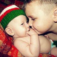 Детская любовь :: Татьяна Давыдова