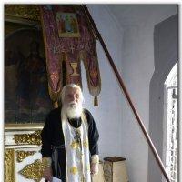 Батюшка :: Татьяна Кретова