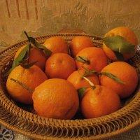 Оранжевое настроение :: Алёна Савина