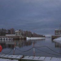 Заградительные ворота №104 канала им. Москвы. Дубна. :: Михаил (Skipper A.M.)